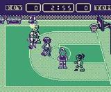 スーパーストリート バスケットボール2 バップ ゲームボーイ GB版