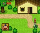 とっても!ラッキーマン ラッキークッキールーレットで突撃 バンダイ スーパーファミコン SFC版
