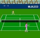 燃えろ!プロテニス ジャレコ ファミコン FC版