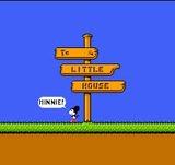 ミッキーマウス不思議の国の大冒険 ハドソン ファミコン FC版