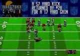 NFLクォーターバッククラブ95 アクレイムジャパン メガドライブ MD版