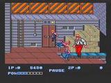 ダブルドラゴン�2メガドライブMD版レビュー・ゲームソフト攻略法サイト・HP・評価・評判・口コミ