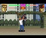 ろくでなしブルース 対決!東京四天王 バンダイ スーパーファミコン SFC版 ろくでなしBLUES