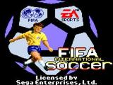 FIFAインターナショナルサッカー EAビクター ゲームギア GG版