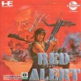 レッドアラート 日本テレネット PCエンジン PCE版