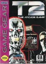 T2 ザ・アーケードゲーム アクレイムジャパン ゲームギア GG版
