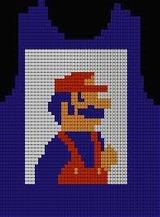 アイアムアティーチャー マリオのセーター ロイヤル工業 ファミコン FC版