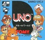 UNOウノ スモールワールド トミー ゲームボーイ GB版