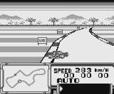 鈴木亜久里のF1スーパードライビング ロジーク ゲームボーイ GB版