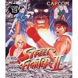ストリートファイター2� カプコン ゲームボーイ GB版