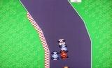 ファミリーサーキット91 ナムコ ファミコン FC版