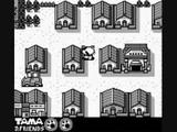 3丁目のタマ TAMA and FRIENDS タマ&フレンズ 三丁目おばけパニック! ビーアイ ゲームボーイ GB版
