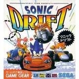 ソニックドリフト セガ ゲームギア GG版