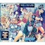 マイトアンドマジック3 ハドソン PCエンジン PCE版 Might and Magic 3