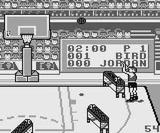 マイケルジョーダンOne on One ワンオンワン EAビクターゲームボーイ GB版