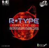 R-TYPE COMPLETE CDRタイプコンプリートCDPCエンジンPCEレビュー・ゲームソフト攻略法サイト・HP・評価・評判・口コミ