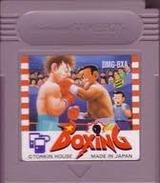 ボクシング トンキンハウス ゲームボーイ GB版