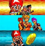炎の闘球児 ドッジ弾平 セガ メガドライブ MD版  レビュー・ゲームソフト攻略法サイト・HP・評価・評判・口コミ