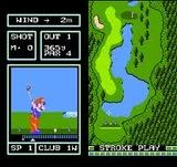 ゴルフJAPANコース 任天堂 ファミコン FC版