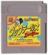 ダックテールス カプコン ゲームボーイ GB版