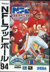 NFLフットボール94 セガ メガドライブ MD版