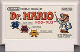 ドクターマリオDr.MARIO 任天堂 ファミコン FC版