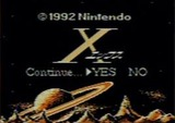 X エックス  ゲームボーイ GB版レビュー・ゲームソフト攻略法サイト・HP・評価・評判・口コミ