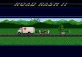 ロードラッシュ�2 EAビクター メガドライブ MD版