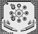 ピンボール66匹のワニ大行進 HAL研究所 ゲームボーイ GB版