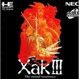 Xak3サーク3� NECホームエレクトロニクス PCエンジン PCE版