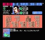 三国志�2 光栄 ファミコン FC版