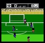 パワーサッカー 徳間書店 ファミコン FC版