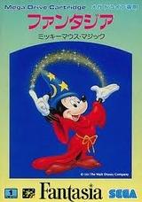 Fantasiaファンタジア・ミッキーマウスマジック  セガ メガドライブ MD版