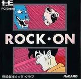 ロックオンROCK・ON ビッグクラブ PCエンジン PCE版