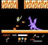 ドラゴンバスター ナムコ ファミコン FC版