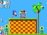 ソニックザヘッジホッグ セガ ゲームギア GG版