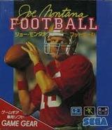 ジョー・モンタナフットボール ゲームギア GG版レビュー・ゲームソフト攻略法サイト・HP・評価・評判・口コミ
