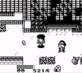 がんばれゴエモン さらわれたエビス丸 コナミ ゲームボーイ GB版