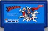 スーパーマン ケムコ ファミコン FC版