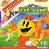 パックランド ナムコ PCエンジン PCE版