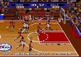テクモスーパーNBAバスケットボール テクモ メガドライブ MD版