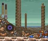 ロックマンX2 カプコン スーパーファミコン SFC版