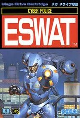 E−SWATイースワット サイバーポリス セガ メガドライブ MD版