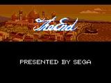 シャダム・クルセイダー〜遥かなる王国〜 セガ ゲームギア GG版