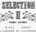 セレクション2 暗黒の封印 ケムコ ゲームボーイ GB版