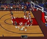 NBAプロバスケットボール ブルズVSブレイザーズ EAビクター スーパーファミコン SFC版