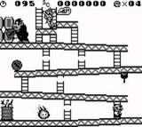 ドンキーコング 任天堂 ゲームボーイ GB版