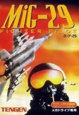 mig-29ミグ29 テンゲン メガドライブ MD版