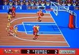 スーパーリアルバスケットボール セガ メガドライブ MD版