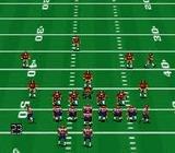 プロフットボール93 EAビクター スーパーファミコン SFC版